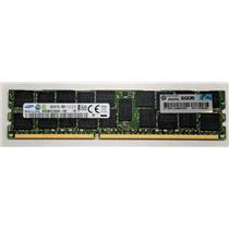 HP Samsung 16GB PC3-12800 DDR31600MHz ECC Registered M393B2G70QH0-YK0 713756-081