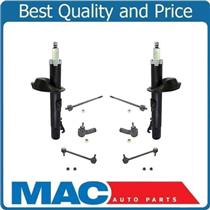 07/01/00 to 12/04/05 Focus Front Complete Struts 8Pc Strut & Chassis Kit