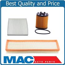 100% New Air Filter Cabin Filter Oil Filter for 12-17 NON Turbo Fiat 500 1.4L 3p