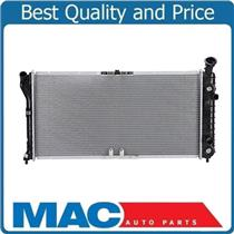 100% New Leak Tested Radiator  Fits 97-03 Grand Prix Non Super / 98-99 Intrigue