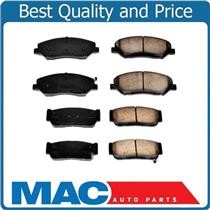 100% Brand New Front and Rear Ceramic Brake Pads for Kia Sedona 2006