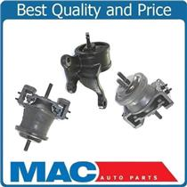 01-02 Millenia 2.5L A/T Front and Rear Motor Mount & Transmission Mount 3pc Kit
