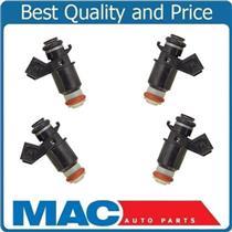 (4) MP55052 Remanufactured Multi Port Injector Set of 4 Civic 1.7L