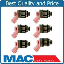 (6) Aus Injection MP-10851 Flow Matched Reman  Fuel Injector + 24.00 Refund