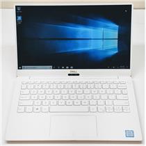 "Dell XPS 13 9370 1.6GHz i5-8250U 8GB 1TB SSD 13"" Notebook Rose Gold USB-C"