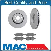 (2) 55166 Brake Disc Rotors CD1337 GM Rear 340MM 13.4 Inch Heavy Duty J56 Code