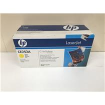 Brand New HP CE252A Yellow Toner Cartridge 504A CP3525 Genuine Sealed Box