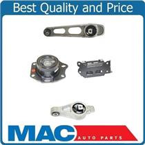 05-06 PT Cruiser M/T Non Turb Engine Motor Mount 4Pc Kit A5364 A5363 A3026 A5251