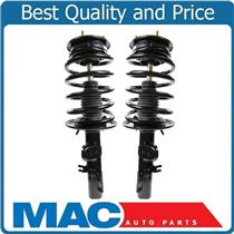 (2) 100% New FRONT Complete Coil Spring Struts For 08-09 All Wheel Drive Taurus