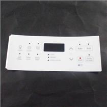 Frigidaire 139091300 Range Control Overlay Various Models