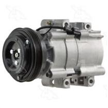 AC Compressor Fits 2003-2006 Kia Sorento (1 Year Warranty) New 57190