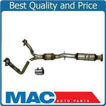01-03 S10 Pick Up 2 W/D 4.3L Manual Trans Pipe and Dual Catalytic Converters