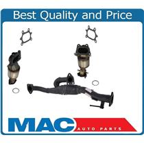 03-07 Accord 3.0L 04-08 TL 3.2L Converters Flex Down Engine Exhaust Pipe AT Only