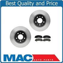 (2) Front Brake Rotors 55126 & CD1159 Ceramic Pads 06-07 Monte Carlo 3.5 3.9 5.3