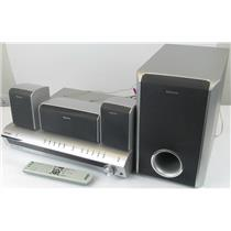 Sony DAV-DX150 AM/FM Stereo 5.1-Ch 5-DVD Changer S-Master Home Theater System