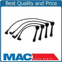 100% New Spark Plug Ignition Wires for Hyundai Elantra 01-12 Tucson 2.0L 05-09