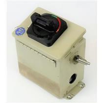 Allen Bradley AB 194E-FA20 Disconnect Switch & Enclosure