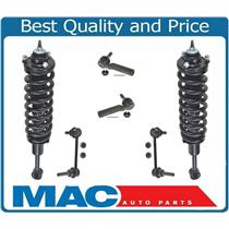 Tacoma 4x4 L & R FRNT Quick Spring Strut and Mount REF#1345566L 1345566R 6Pc Kit