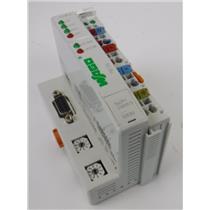 Wago Part No 750-316 Mod Bus Fieldbus Coupler RS-232 115 2 kBd