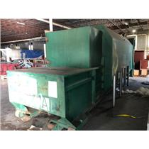 1998 Marathon 250-VL Self Contained Compactor Roll Off Container Dumpster