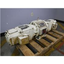 Reliance AC Motor 15 HP 234/460 Volts With Two Reliance DC Generators 240 Volts