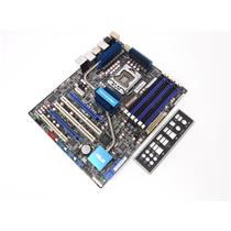 Asus P6T WS PRO LGA 1366 Desktop Motherboard Tested- Includes I/O Shield