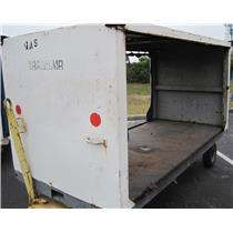 Ground Support Equipment Baggage Luggage Cart