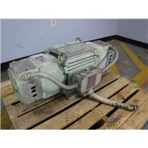 Northwest Electric AC Motor 15 HP 234/460 V With 2 Northwest DC Generators 240 V