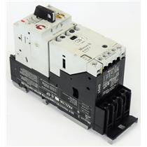 Klockner Moeller Motor Starter / Contactor ZM-32-PKZ2 and S-PKZ2