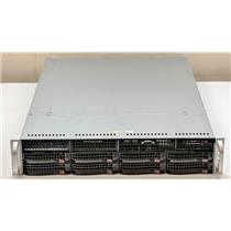 SuperMicro CSE-825 Server E3-1220 v3 3.10GHz 32GB RAM 3x 3TB 1x 1TB 1x 120GB SSD