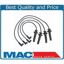 100% New Complete Prospark Spark Plug Wires 96-02 Saturn Vin 7 DOHC