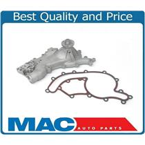 100% New Leak Tested Water Pump & Gasket for 90-95 Chevrolet Corvette ZR1 Only
