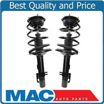 (2) 100% New FRONT Complete Coil Spring Struts For 2005-2007 Ford Freestyle