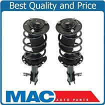 (2) New FRONT Complete Coil Spring Struts For 03-05 SAAB 9-3 2.0L Turbo Only