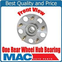 (1) 100% New REAR Wheel Bearing and Hub Assembly Fits for Acura RSX 02-06