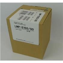 NEW Genuine Sony LMP-E150 Projector Lamp Bulb & Housing 157W