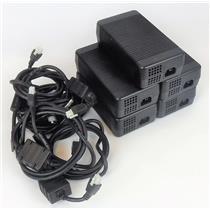 Lot of 5 Motorola Pwrs-14000-241R AC Power Adapter