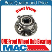 (1) 100% New Tested Hub And Wheel Bearing FRONT for 14-17 Cherokee / NO OFF ROAD