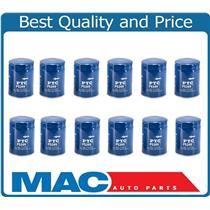 12/ 100% New Oil Filter for 01-18 Duramax GM 6.6L Turbo Diesel 12 Pack New