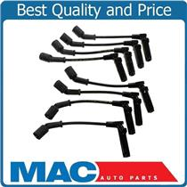 100% Complete New Ignition Spark Plug Wire Set fits for 07-08 Silverado 1500 V8