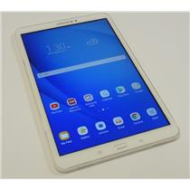 "Samsung Galaxy Tab A SM-T580 Wi-Fi 10.1"" White 1920x1200 16GB Android Tablet"