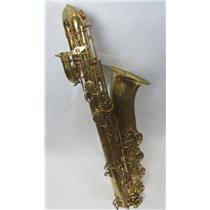 Yanagisawa Whitehall Saxophone UNKNOWN MODEL SN: 775762 - DENTS & MISSING PARTS