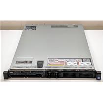 "Dell R620 4-Bay 2.5"" Barebones 2x PSU,No CPU, No RAM, No Hard Drive w/ Bezel"