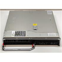 "Dell M910 2-Bay 2.5"" Barebones No CPU, No RAM, No Hard Drive"