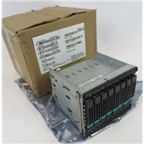 NEW Intel 8x2.5in Hot-Swap Drive Cage - Storage Drive Cage - P/N: FUP8X25S3HSDK