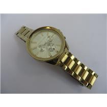 Michael Kors MK-5711 Gold-Tone Dial W/ Gold-Tone Case & Band Womens Watch