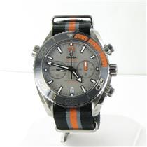Omega Planet Ocean Master Chronometer Chronograph 45.5mm 215.90.46.51.99.001