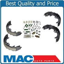 100% New Emergency Parking Brake Shoe Set With Springs Kit for Lexus RX300 99-03