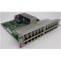 HP ProCurve J4820A 24 Ports Internal Switch Module Part No 5092 0088