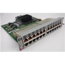 HP ProCurve J4820A 24 Ports Internal Switch Module Part No 5092 0862